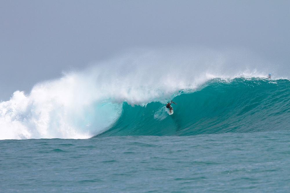 Surf Camp in G-Land
