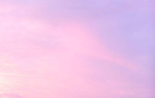 Pastel Pink Sunset